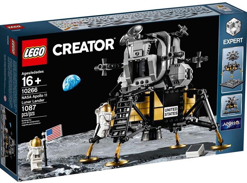 7de0f492cf5a CREATOR 10266, 10266 NASA Apollo 11 Holdkomp ...
